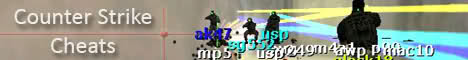Counter Strike 1.6 Hacks Cheats Banner